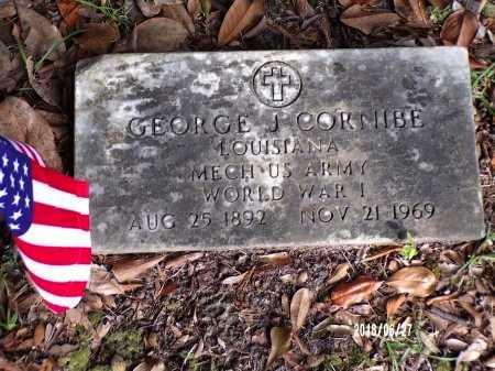 CORNIBE, GEORGE J  (VETERAN WWI) - St. Tammany County, Louisiana | GEORGE J  (VETERAN WWI) CORNIBE - Louisiana Gravestone Photos