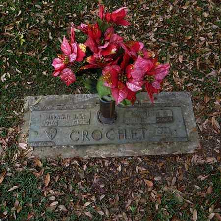 CROCHET, CAROLINE D - St. Tammany County, Louisiana | CAROLINE D CROCHET - Louisiana Gravestone Photos