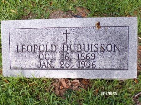 DUBUISSON, LEOPOLD - St. Tammany County, Louisiana | LEOPOLD DUBUISSON - Louisiana Gravestone Photos