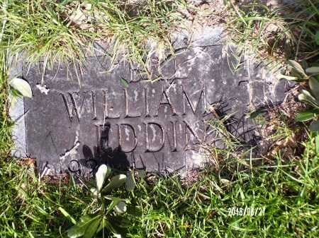 EDDINS, WILLIAM THEODORE - St. Tammany County, Louisiana | WILLIAM THEODORE EDDINS - Louisiana Gravestone Photos