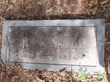 ELLINGSWORTH, MARY E - St. Tammany County, Louisiana | MARY E ELLINGSWORTH - Louisiana Gravestone Photos