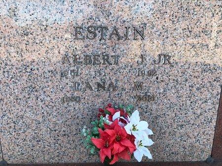 ESTAIN, ALBERT J, JR - St. Tammany County, Louisiana | ALBERT J, JR ESTAIN - Louisiana Gravestone Photos