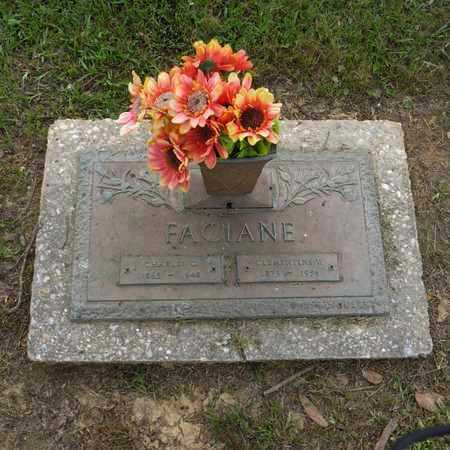 FACIANE, CLEMENTINE V - St. Tammany County, Louisiana   CLEMENTINE V FACIANE - Louisiana Gravestone Photos