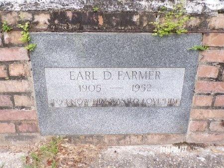 FARMER, EARL DEKALB (CLOSE UP) - St. Tammany County, Louisiana | EARL DEKALB (CLOSE UP) FARMER - Louisiana Gravestone Photos