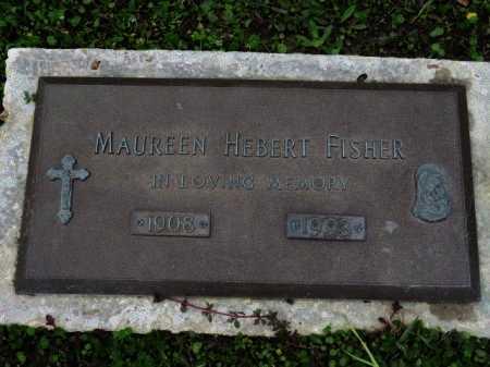 HEBERT FISHER, MAUREEN - St. Tammany County, Louisiana | MAUREEN HEBERT FISHER - Louisiana Gravestone Photos