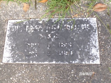 FOLSE, W LEONARD, DDS - St. Tammany County, Louisiana   W LEONARD, DDS FOLSE - Louisiana Gravestone Photos