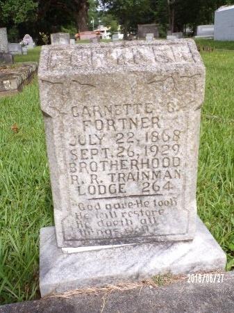 FORTNER, GARNETTE G - St. Tammany County, Louisiana | GARNETTE G FORTNER - Louisiana Gravestone Photos