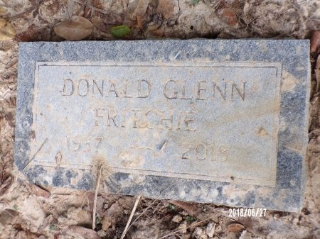 FRITCHIE, DONALD GLENN - St. Tammany County, Louisiana | DONALD GLENN FRITCHIE - Louisiana Gravestone Photos