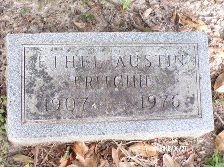 FRITCHIE, ETHEL - St. Tammany County, Louisiana | ETHEL FRITCHIE - Louisiana Gravestone Photos