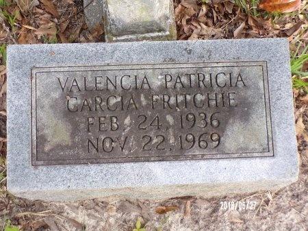 FRITCHIE, VALENCIA PATRICIA - St. Tammany County, Louisiana | VALENCIA PATRICIA FRITCHIE - Louisiana Gravestone Photos