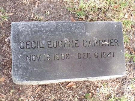 GARDNER, CECIL EUGENE - St. Tammany County, Louisiana | CECIL EUGENE GARDNER - Louisiana Gravestone Photos
