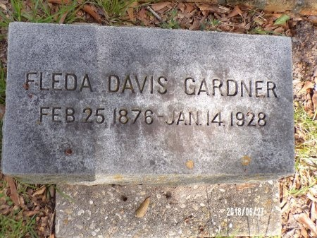 GARDNER, FLEDA - St. Tammany County, Louisiana | FLEDA GARDNER - Louisiana Gravestone Photos