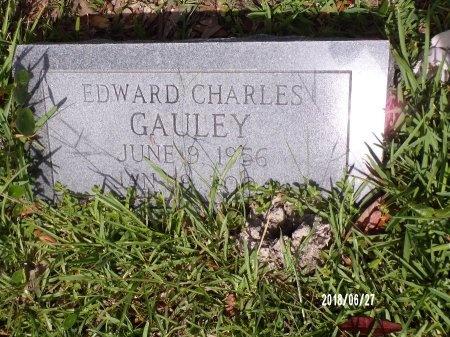 GAULEY, EDWARD CHARLES - St. Tammany County, Louisiana | EDWARD CHARLES GAULEY - Louisiana Gravestone Photos
