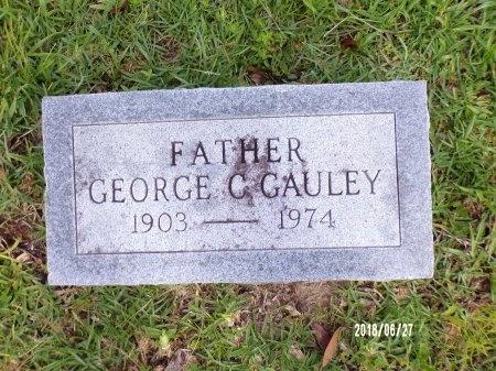 GAULEY, GEORGE C - St. Tammany County, Louisiana   GEORGE C GAULEY - Louisiana Gravestone Photos