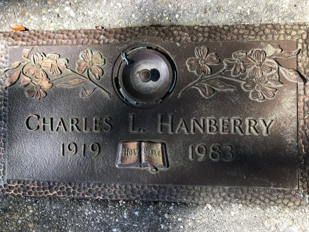 HANBERRY, CHARLES L - St. Tammany County, Louisiana | CHARLES L HANBERRY - Louisiana Gravestone Photos