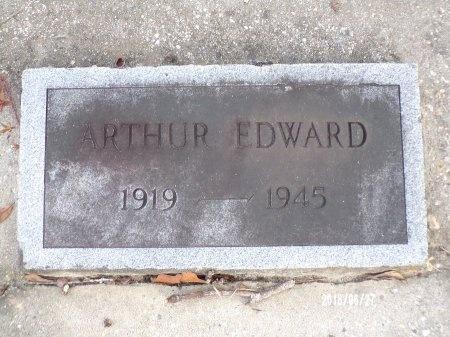 HARDING, ARTHUR EDWARD - St. Tammany County, Louisiana   ARTHUR EDWARD HARDING - Louisiana Gravestone Photos