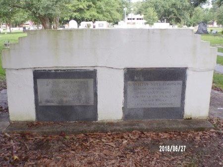 HARRISON, GEORGE BIGGS - St. Tammany County, Louisiana | GEORGE BIGGS HARRISON - Louisiana Gravestone Photos