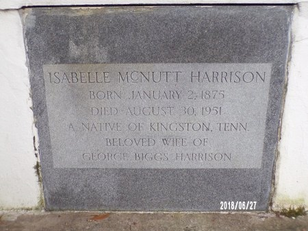 HARRISON, ISABELLE (CLOSE UP) - St. Tammany County, Louisiana | ISABELLE (CLOSE UP) HARRISON - Louisiana Gravestone Photos