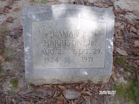 HARRISON, LAMAR PRIESTLY, JR - St. Tammany County, Louisiana | LAMAR PRIESTLY, JR HARRISON - Louisiana Gravestone Photos