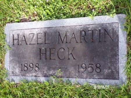 HECK, HAZEL ADELE - St. Tammany County, Louisiana   HAZEL ADELE HECK - Louisiana Gravestone Photos