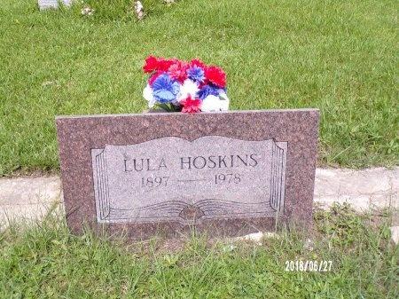 HOSKINS, LULA - St. Tammany County, Louisiana   LULA HOSKINS - Louisiana Gravestone Photos