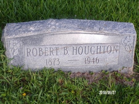 HOUGHTON, ROBERT B - St. Tammany County, Louisiana | ROBERT B HOUGHTON - Louisiana Gravestone Photos