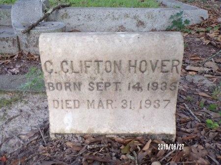 HOVER, C CLIFTON - St. Tammany County, Louisiana | C CLIFTON HOVER - Louisiana Gravestone Photos