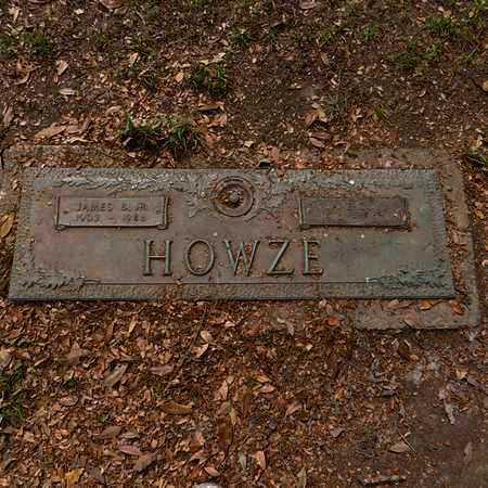HOWZE, JAMES B, JR - St. Tammany County, Louisiana | JAMES B, JR HOWZE - Louisiana Gravestone Photos