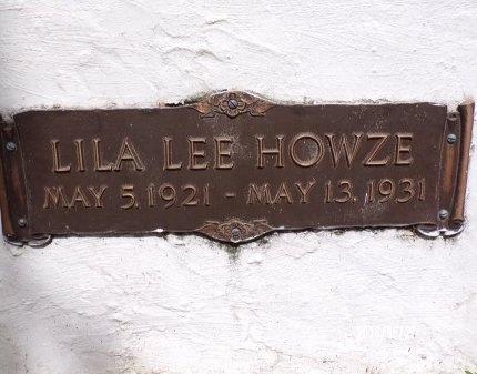 HOWZE, LILA LEE - St. Tammany County, Louisiana | LILA LEE HOWZE - Louisiana Gravestone Photos