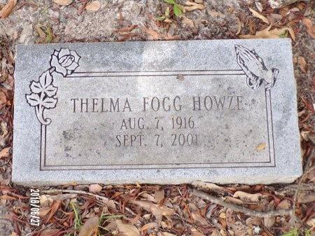 HOWZE, THELMA - St. Tammany County, Louisiana | THELMA HOWZE - Louisiana Gravestone Photos