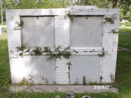 INNERARITY, CRYPT - St. Tammany County, Louisiana   CRYPT INNERARITY - Louisiana Gravestone Photos