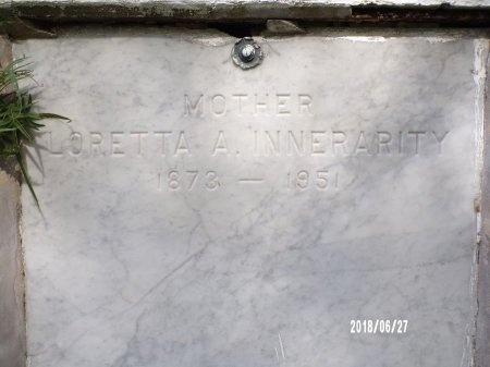 INNERARITY, LORETTA A - St. Tammany County, Louisiana | LORETTA A INNERARITY - Louisiana Gravestone Photos