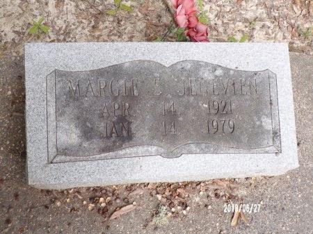 JENEVIEN, MARGIE S - St. Tammany County, Louisiana   MARGIE S JENEVIEN - Louisiana Gravestone Photos