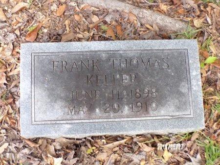 KELLER, FRANK THOMAS - St. Tammany County, Louisiana | FRANK THOMAS KELLER - Louisiana Gravestone Photos