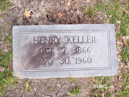 KELLER, HENRY - St. Tammany County, Louisiana | HENRY KELLER - Louisiana Gravestone Photos