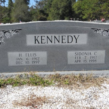KENNEDY, H ELLIS - St. Tammany County, Louisiana | H ELLIS KENNEDY - Louisiana Gravestone Photos