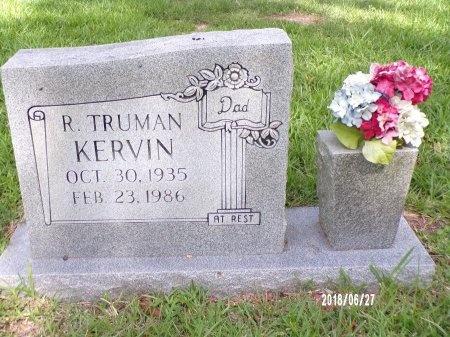 KERVIN, ROYCE TRUMAN - St. Tammany County, Louisiana   ROYCE TRUMAN KERVIN - Louisiana Gravestone Photos