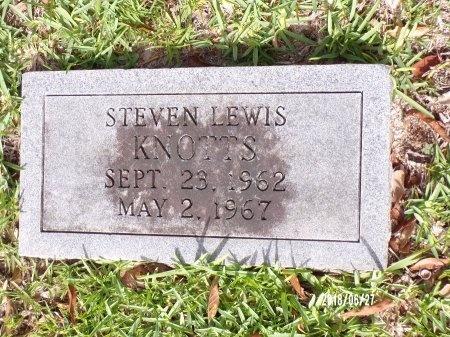 KNOTTS, STEVEN LEWIS - St. Tammany County, Louisiana | STEVEN LEWIS KNOTTS - Louisiana Gravestone Photos