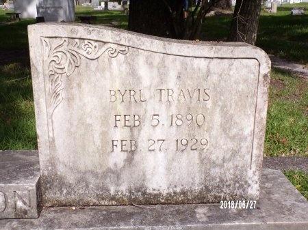 LANGSTON, BYRL (CLOSE UP) - St. Tammany County, Louisiana | BYRL (CLOSE UP) LANGSTON - Louisiana Gravestone Photos