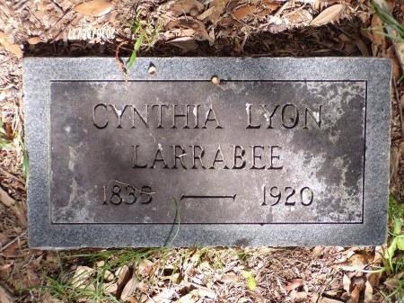 LARRABEE, CYNTHIA - St. Tammany County, Louisiana | CYNTHIA LARRABEE - Louisiana Gravestone Photos