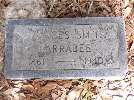 SMITH LARRABEE, MARY FRANCES - St. Tammany County, Louisiana   MARY FRANCES SMITH LARRABEE - Louisiana Gravestone Photos