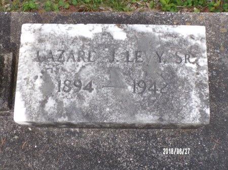 LEVY, LAZARD J., SR - St. Tammany County, Louisiana | LAZARD J., SR LEVY - Louisiana Gravestone Photos