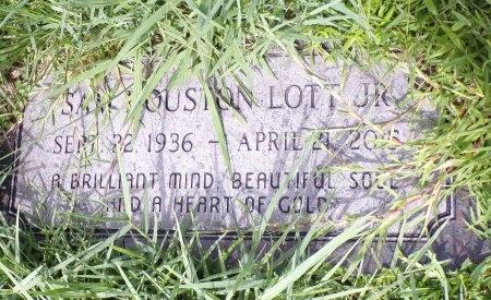 LOTT, SAM HOUSTON, JR - St. Tammany County, Louisiana | SAM HOUSTON, JR LOTT - Louisiana Gravestone Photos