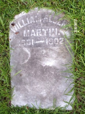 MARTIN, WILLIAM ALBERT - St. Tammany County, Louisiana | WILLIAM ALBERT MARTIN - Louisiana Gravestone Photos