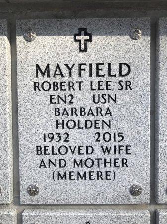 MAYFIELD   , ROBERT LEE, SR  (VETERAN) - St. Tammany County, Louisiana | ROBERT LEE, SR  (VETERAN) MAYFIELD    - Louisiana Gravestone Photos
