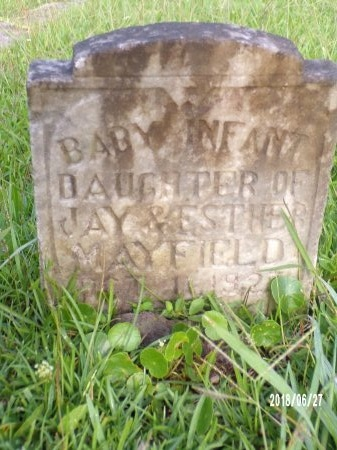 MAYFIELD, BABY INFANT - St. Tammany County, Louisiana | BABY INFANT MAYFIELD - Louisiana Gravestone Photos