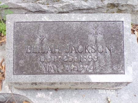 MAYFIELD, ELIJAH JACKSON (CLOSE UP) - St. Tammany County, Louisiana   ELIJAH JACKSON (CLOSE UP) MAYFIELD - Louisiana Gravestone Photos