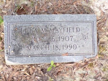 MAYFIELD, LULA MAE - St. Tammany County, Louisiana | LULA MAE MAYFIELD - Louisiana Gravestone Photos