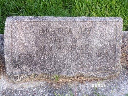 JAY MAYFIELD, MARTHA - St. Tammany County, Louisiana | MARTHA JAY MAYFIELD - Louisiana Gravestone Photos
