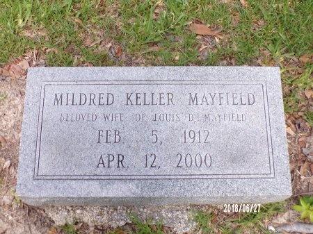 MAYFIELD, MILDRED - St. Tammany County, Louisiana | MILDRED MAYFIELD - Louisiana Gravestone Photos